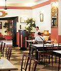 Bright, airy and the largest selection of vegetarian Thai food the world